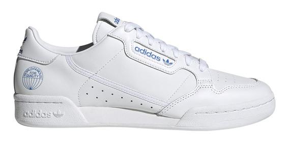 Zapatillas adidas Originals Moda Continental 80 Hombre Bl/fr