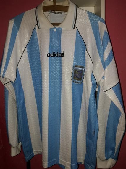 Argentina,camiseta Selección 98 Talle 2