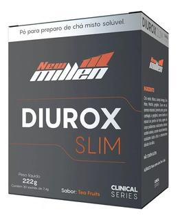 Diurético + Morosil Diurox Slim 30sachês New Millen Original