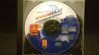 Priviet Newman Hass Racing Playstation 1 Ps1