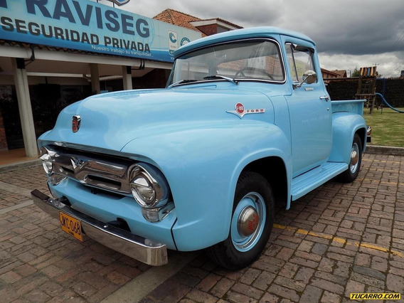 Ford F-100 Pick Up 56 Bossi