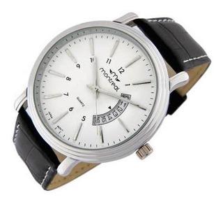 Reloj Montreal Hombre Ml117 Calendario Envío Gratis