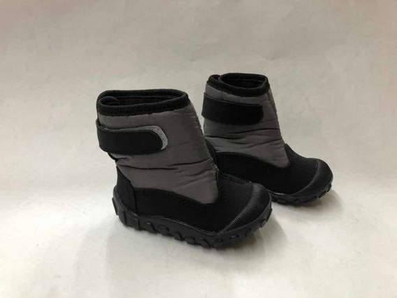 Botas Impermeable Nieve Moda Le Melu 900514