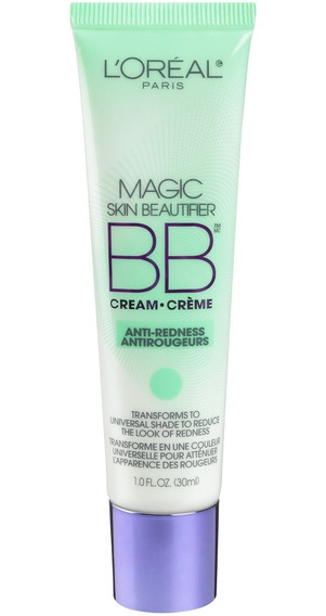 Bb Cream Loreal Magic Beautifier Anti-redness 30ml-lacrado
