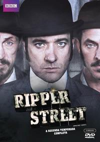 Ripper Street - 2ª Temporada Completa