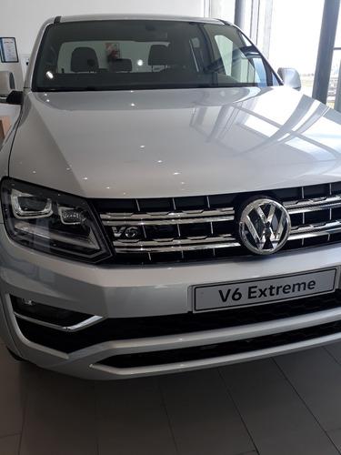 Volkswagen Amarok 3.0 V6 Extreme 258cv En Stock Jc