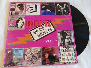 Rock En Tu Idioma Volumen 2 Lp Vinyl Omi