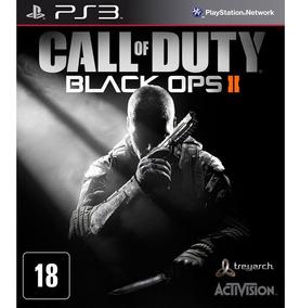 Call Of Duty Black Ops 2 Ps3 Midia Digital Play 3 Original !