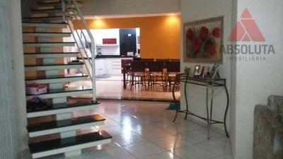 Casa Residencial À Venda, Parque Residencial Jaguari, Americana. - Ca2193