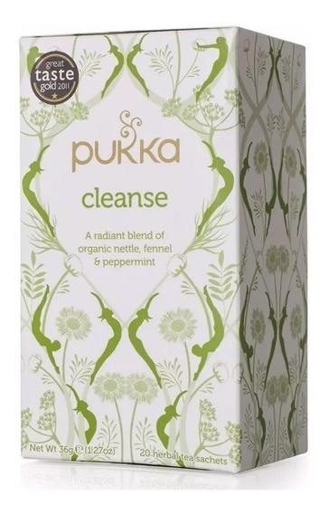 Té Limpieza Depurativa Orgánico Pukka Herbs A0003224
