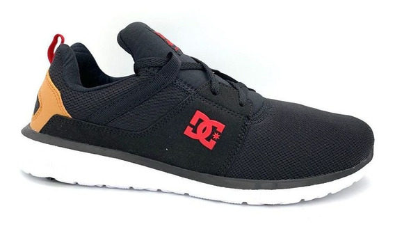 Tenis Dc Shoes Heathrow Black/camel