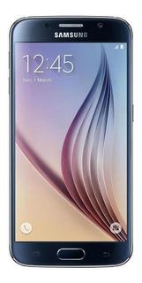 Celular Samsung Galaxy S6 Flat Preto Usado Excelente