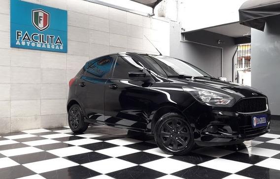 Ford Ka Hatch 1.0 Se Plus Completo Ideal Para Aplicativo