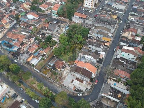 Terreno À Venda, 2791 M² Por R$ 1.800.000,00 - Vila São Francisco - Mauá/sp - Te0065