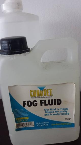 Liquido Para Maquina De Humo Chauvet Dj Eventos Otros