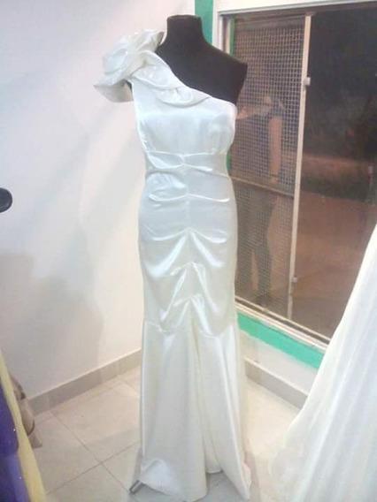 Vestido De Novia O Cena Blanca
