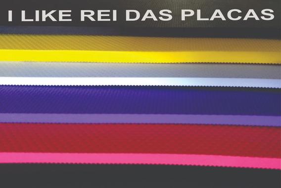 Kit C 2 Placas De 12mm Borracha Mais 40 Tiras I Like