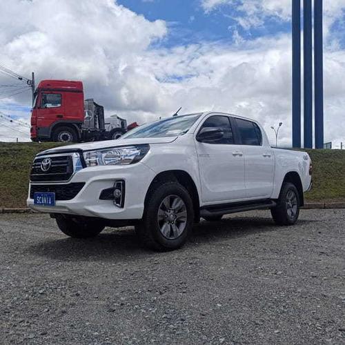 Toyota Hilux 2.8 Sr, 4x4, 2020 Scania Seminovos Pr