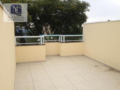 Cobertura Residencial À Venda, Parque Das Nações, Santo André. - Co2119