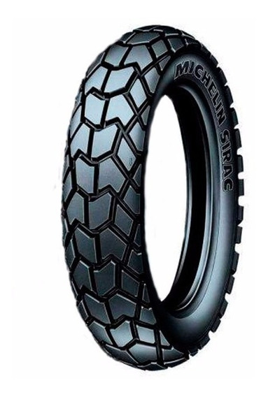 Pneu Traseiro 110/90-17 Michelin Sirac Bros Xre 190 Crosser