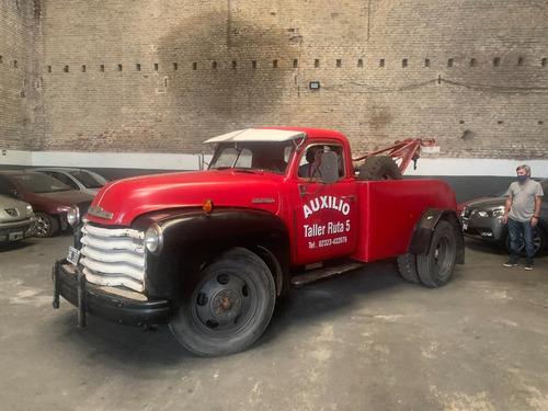 Chevrolet Sapo Camion Grua 1947