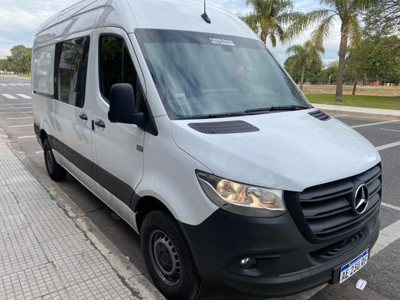 Mercedes-benz Sprinter 2.1 415 Furgon 3665 Te Mixto 4+1 2020