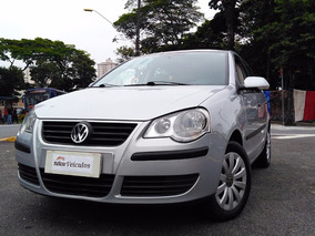 Polo Hatch 1.6 Mi Flex Completo 2010 Impecavel