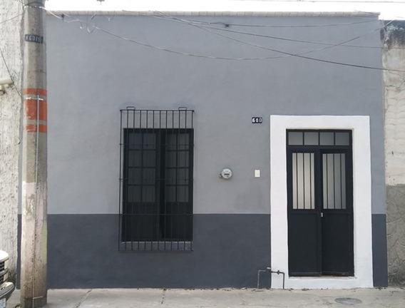 Casa Remodelada A Pasos Del Centro Médico De Gdl