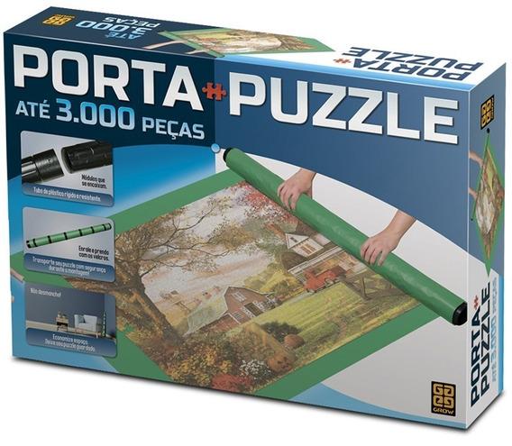 Porta-puzzle Quebra Cabeça Até 3000 Peças Grow
