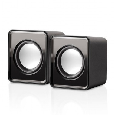 Caixa Som Mini ( 3w) (preto) (usb) (2.0) (multilaser)(sp151)