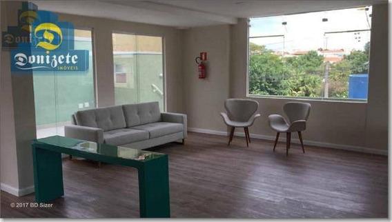 Apartamento Residencial À Venda, Vila Alto De Santo André, Santo André. - Ap5115