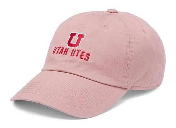 Gorra Pink Utah Utes By Victoria