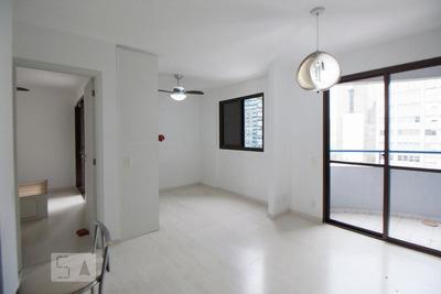 Apartamento No 12º Andar Mobiliado Com 1 Dormitório E 1 Garagem - Id: 892928331 - 228331