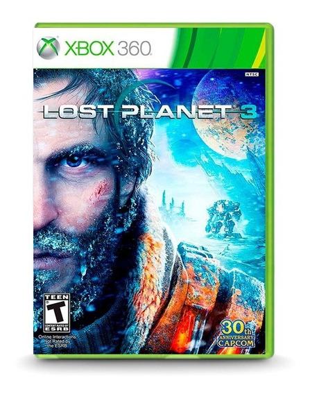 Lost Planet 3 - Original Para Xbox 360 Novo