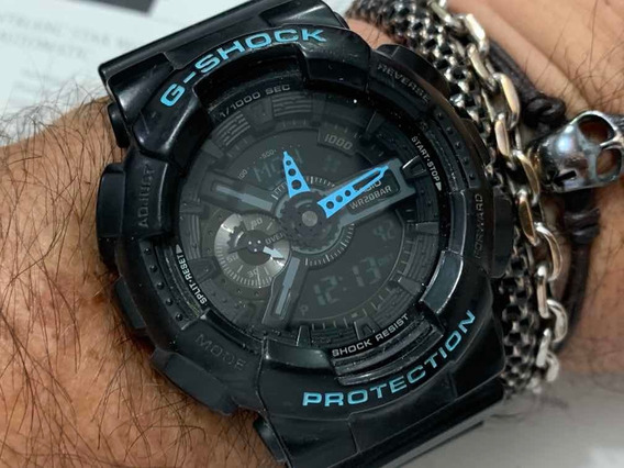 Casio G- Shock Ga110ln Wr200m Módulo 546