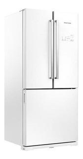 Geladeira frost free Brastemp BRO80A branca com freezer 540L 220V