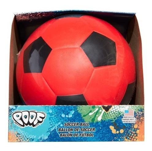 Balon De Soccer De Foamy Estandar Poof 7.5in.