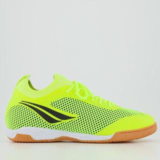 Chuteira Penalty Futsal Max 500 Ix Locker Futsal Amarela