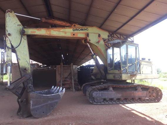 Retroescavadora Hidromac A Oruga- Diesel- Motor Perkins T.