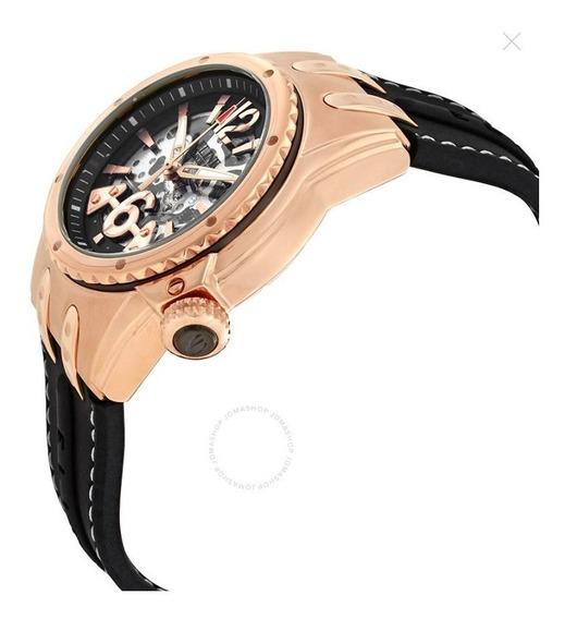 Relógio Luxo Elini Barokas Genesis Automatico Mod20026-rg-01