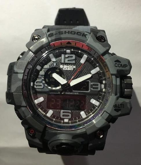 Relógio G-shock Mudmaster Camuflado Réplica