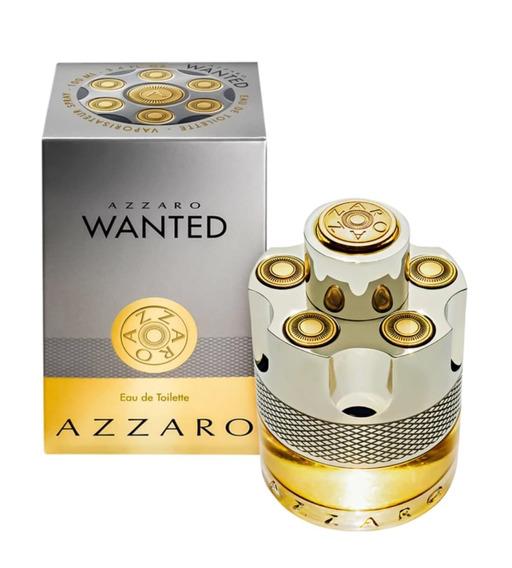 Azzaro Wanted Masculino Eau De Toilette 100 Ml