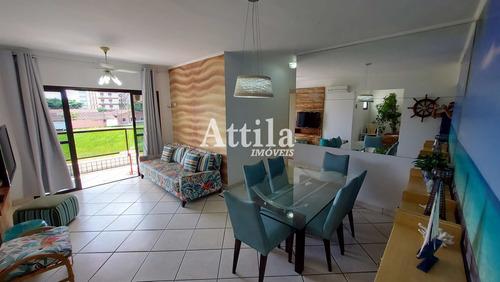 Apartamento Com 3 Dorms, Praia Da Enseada, Guarujá - R$ 382 Mil, Cod: 1918 - V1918