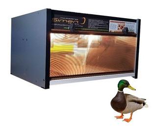 Incubadora Simen Automatica Mod Raster Patos