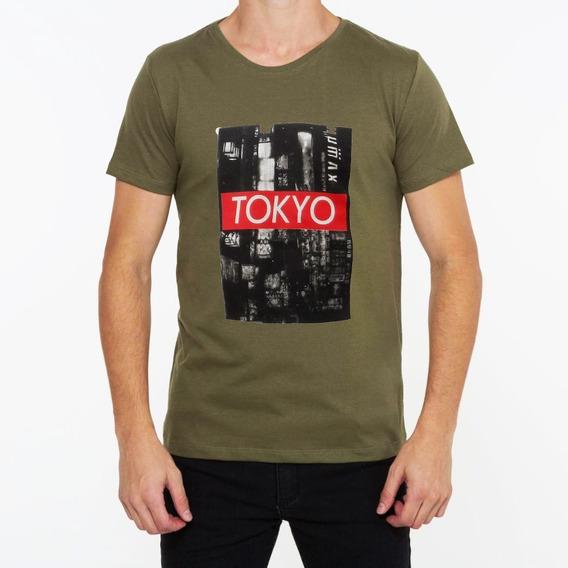 Remera Tokyo - Burg