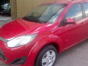 Ford Fiesta 1.6 Rocam Se Flex 5p Completo - 2014