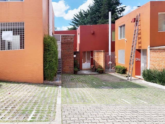 Tz Casa En Condominio En Desarrollo Reforma 5000 (689)