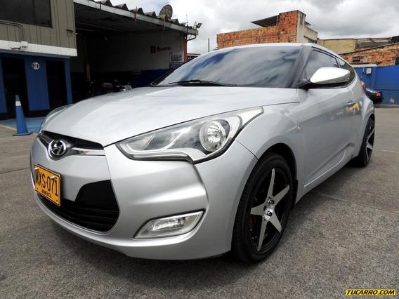 Hyundai Veloster 1.6 Aa At Ct Fe