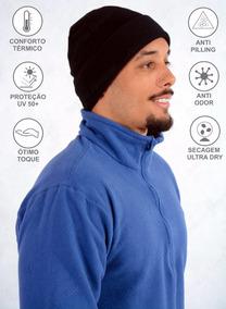 Touca Gorro Térmico Fleece Para O Frio Profissional