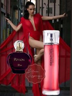 Perfume Para Dama Pasión, De 100 Ml Envío Gratis